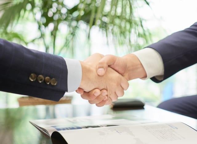 営業 契約のイメージ画像