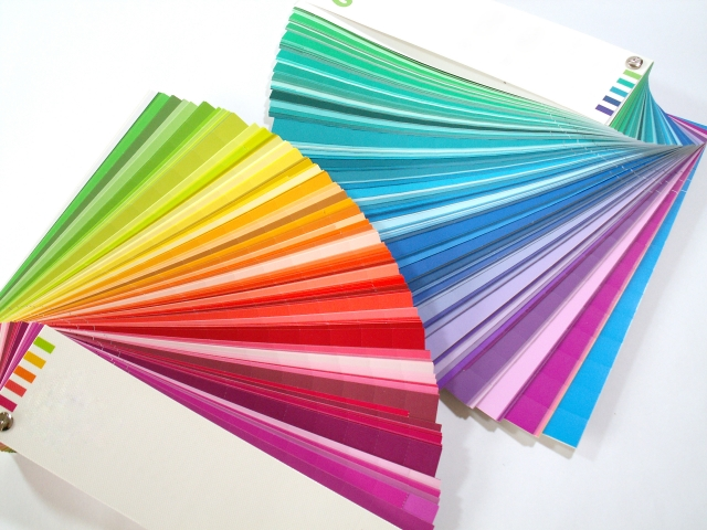 色のイメージ画像