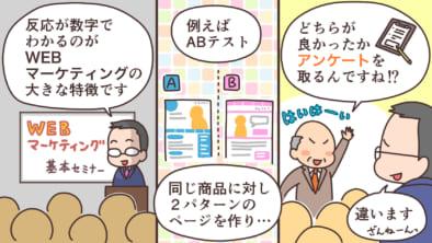 Webマーケティングイメージ